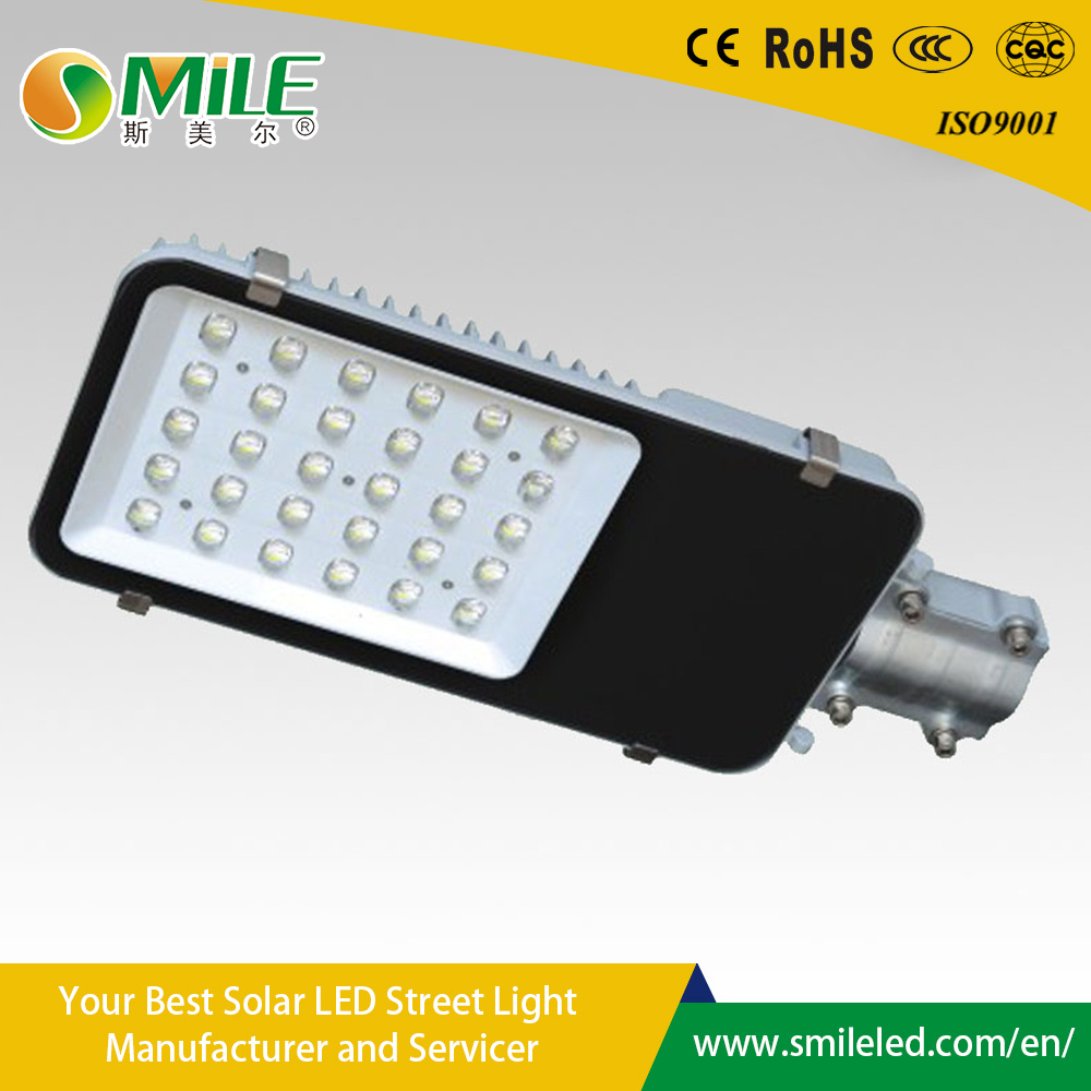 Factory Price Waterproof IP65 Outdoor Aluminum SMD 50W 100W 120W Solar Street Lamp pictures & photos
