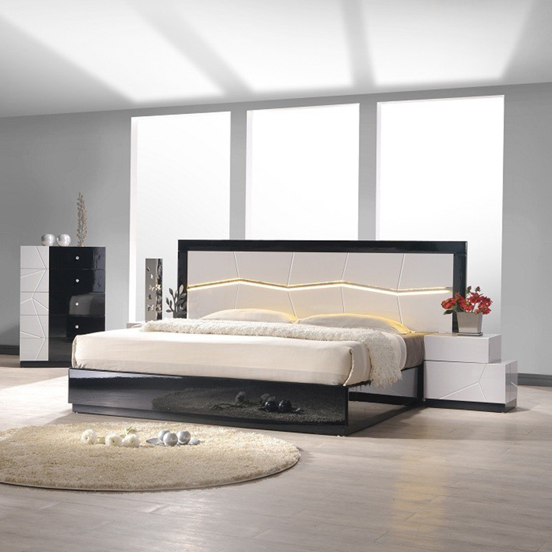 New Design Modern Home Furniture Luxury, Nice Bedroom Furniture Sets