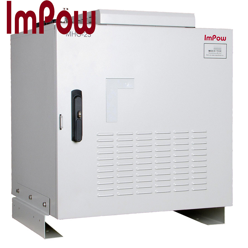[Hot Item] 1 2m Outdoor Distribution Cabinet, Air Conditioner, Ventilation  Fans, Snmp, Monitoring, 19