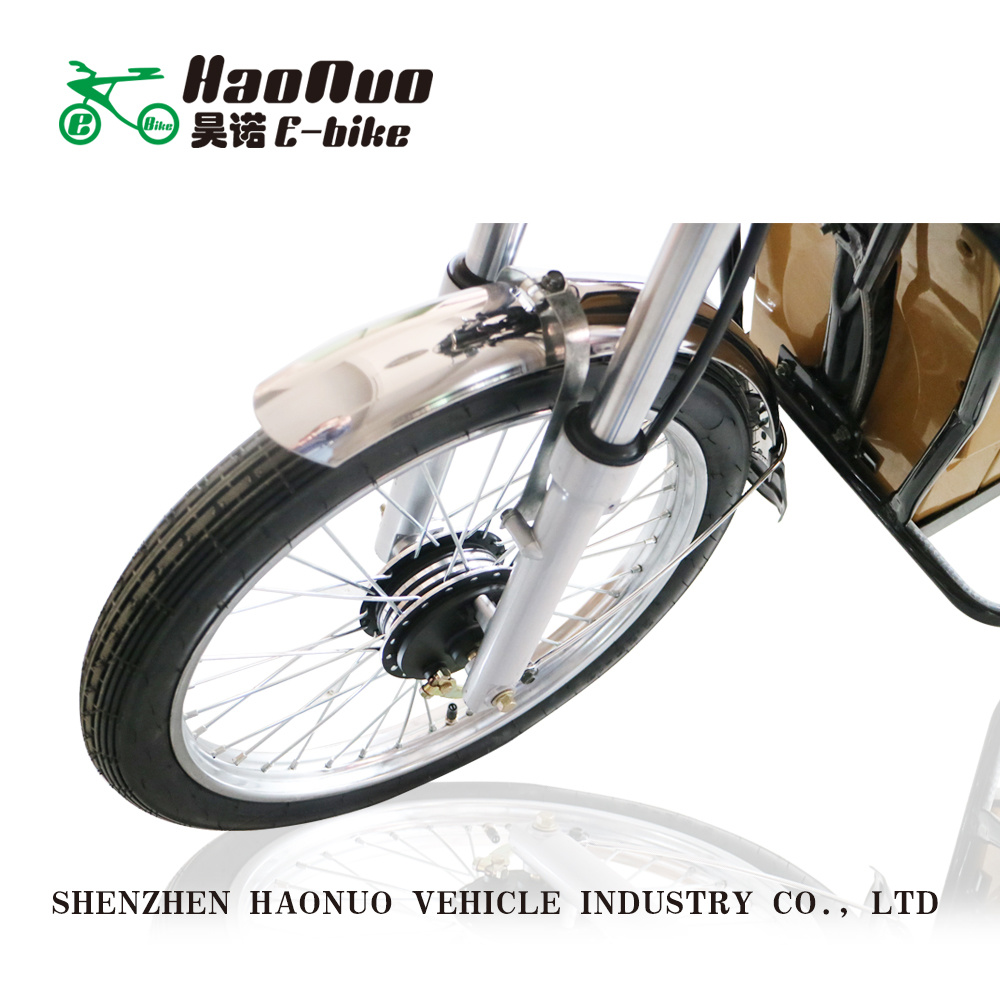 2017 Hot Sell 500W Motor Electric Bike with 60V 20ah Battery