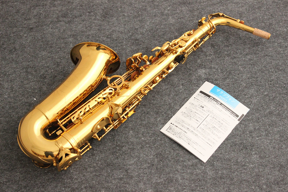 China Yanagisawa Based Replica a-991 Alto Flat E Saxophone