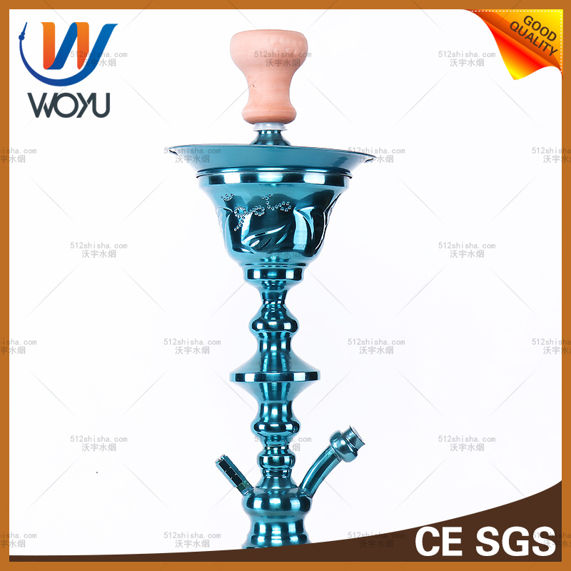 Hookah Shisha Nargila Pipe Smoke Bottle Glass Water Pipe pictures & photos