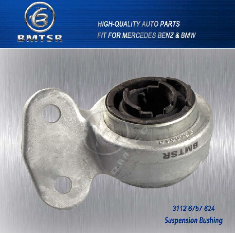 [Hot Item] Auto Parts Suspension Control Arm Bushing 31126757624 for E46