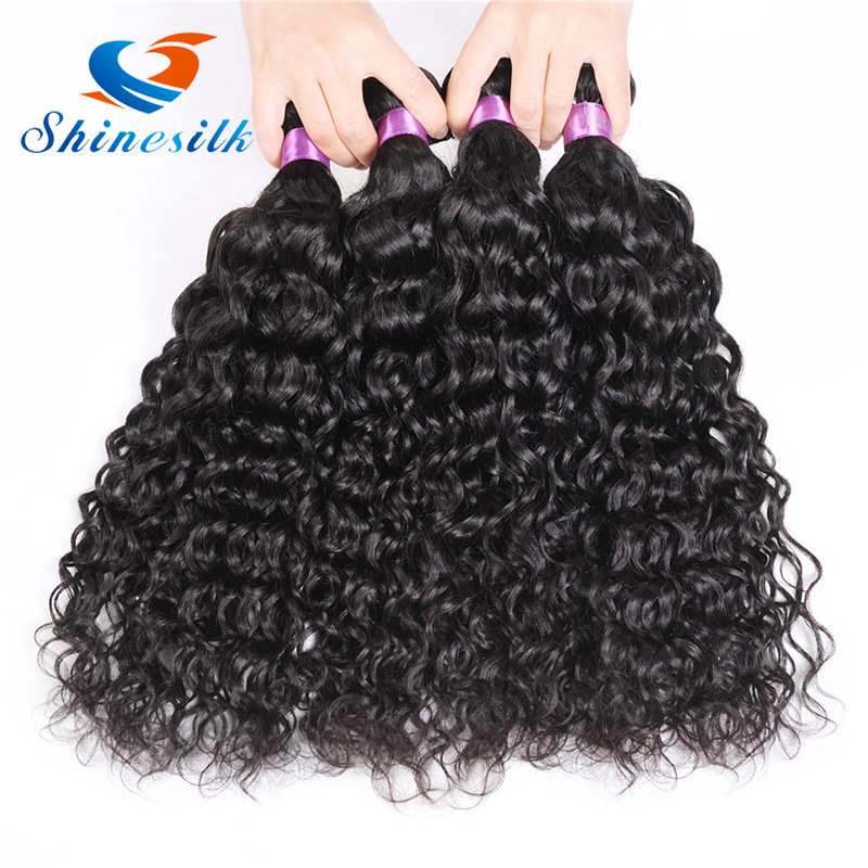 China Wholesale Remy Brazilian Natural Human Hair Weave Photos