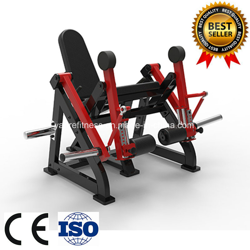 China plate loaded iso lateral leg extension hammer strength gym