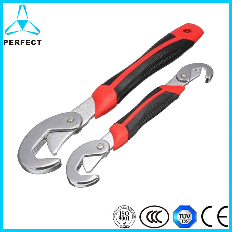 Adjustable Multi-Function Quick Snap′n Grip Universal Wrench
