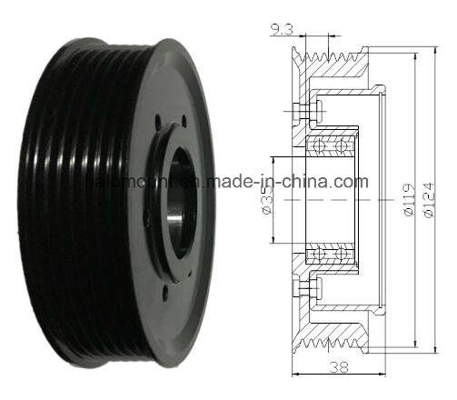 [Hot Item] Auto Cooling Spare Parts Air Conditioning Compressor Part on