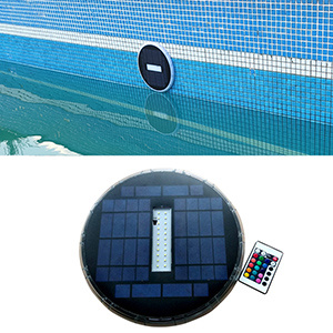 Solar Ed Underwater Pool Light