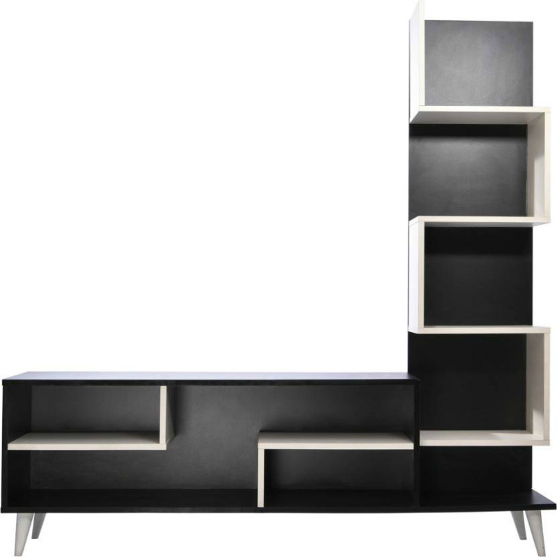 [Hot Item] New Living Room TV Stand Furniture Sets Cheap Price Low Long  Wooden Media Entertainment Floor Bench Table