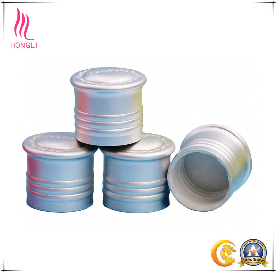 Aluminum Ceramic Metal Cylinder Screw Lids