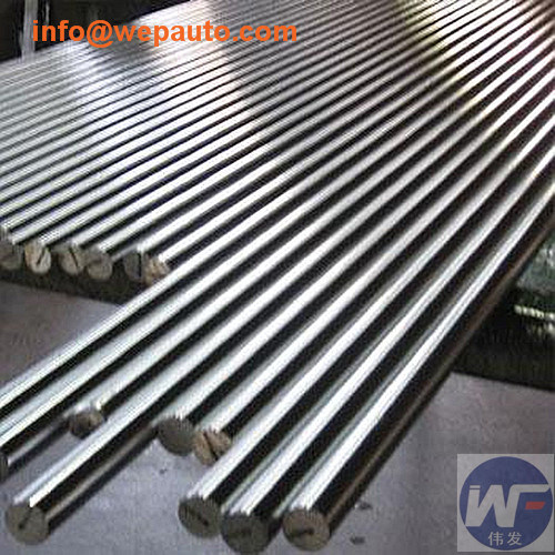 Steel Grade 1.1191 Hard Chromed Piston Rod pictures & photos