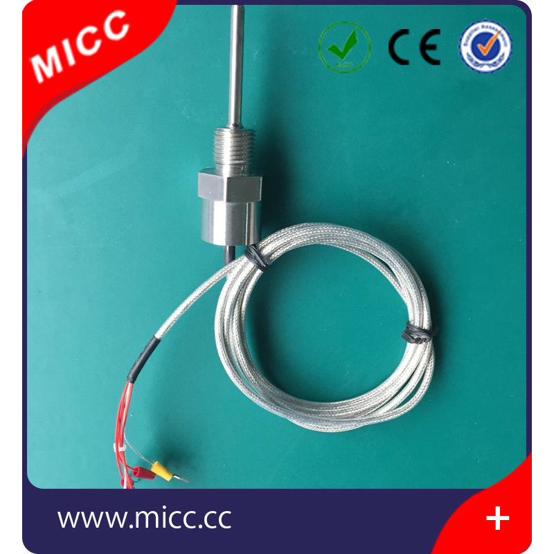 China Micc Temperture Cartridge Heater with Thermocouple - China ...