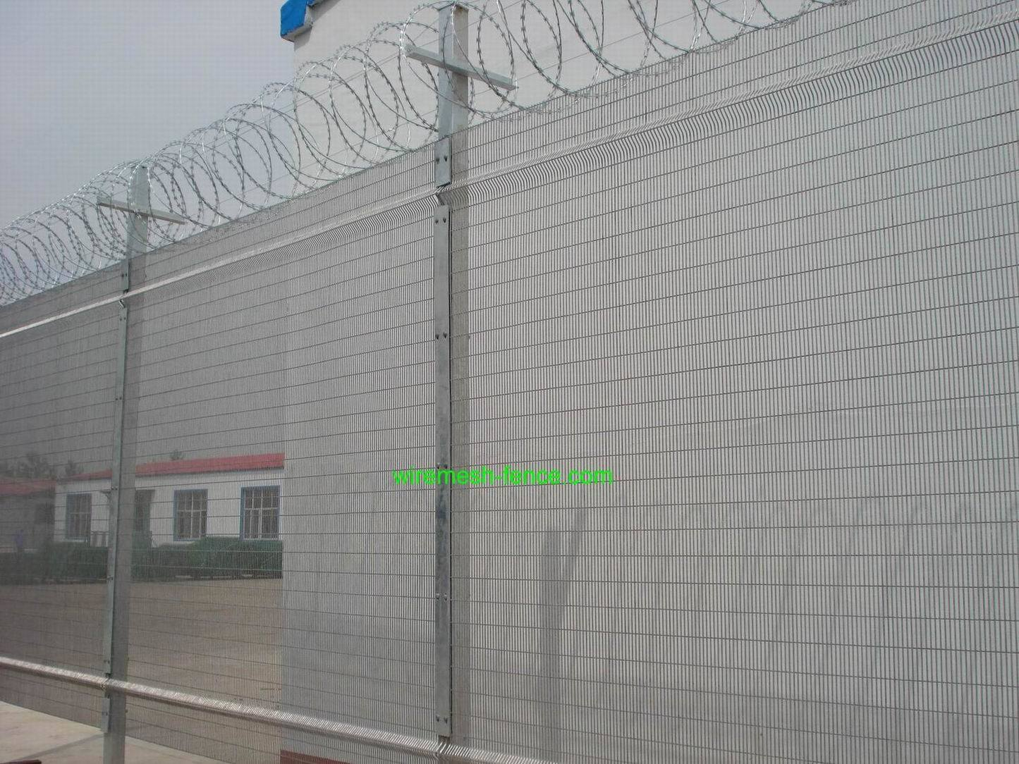 China High Security Welded Wire Mesh Fence (1515) - China Wire Mesh ...