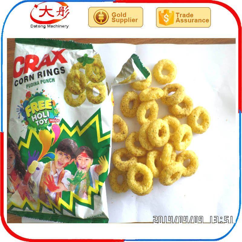 High Quality Snack Extruder Snack Food Machinery pictures & photos