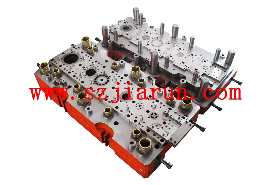 Stainless Steel Punch Compound Mould for Motor Laminated Core