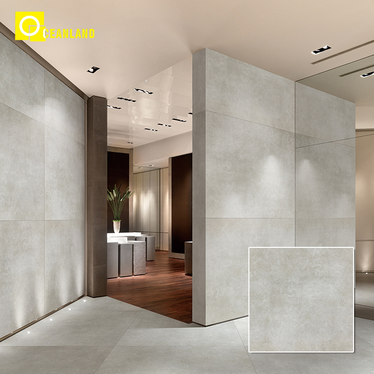 Wood Like Porcelain Floor Ceramic Tile