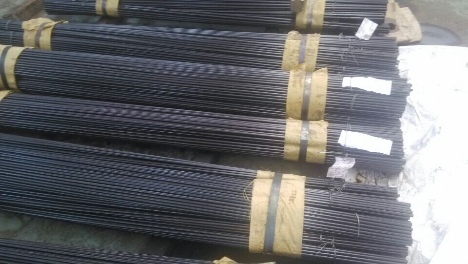 China 55sicrv Oil Tempered Spring Steel Rod - China Steel Products ...