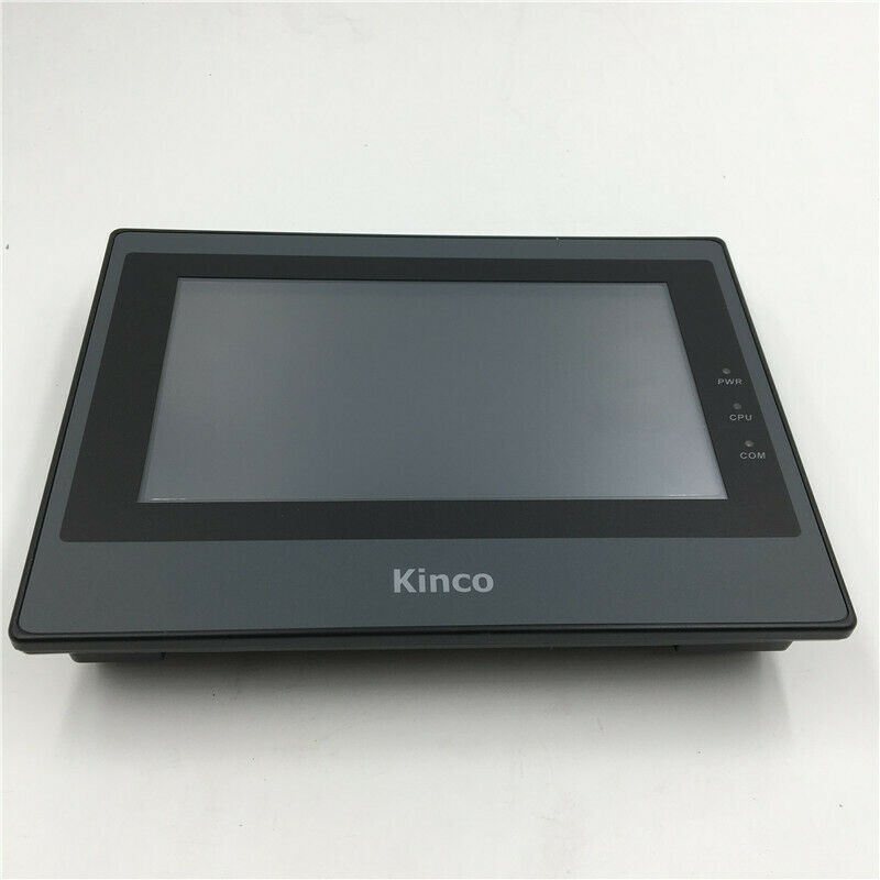 "7/"" Inch HMI Panel Touch Screen Kinco MT4414TE-CAN New with USB program Cable"
