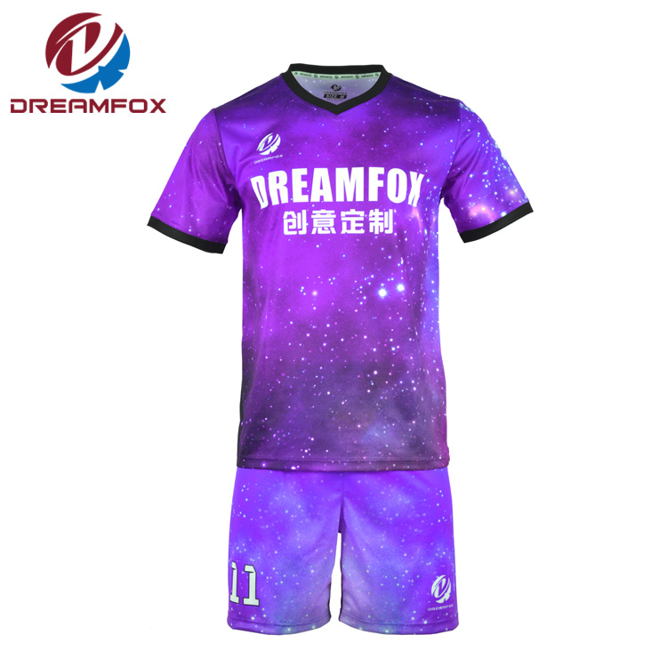 Breathable Sublimation Sportswear Custom Cheap Jersey Football Mens Soccer Jersey pictures & photos