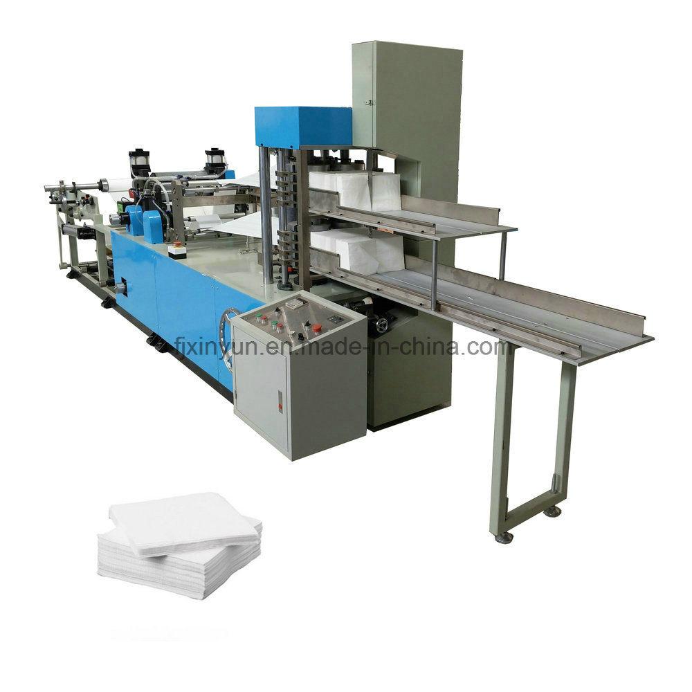 China Double Decks V Folding Paper Napkin Making Machine Price - China  Napkin Machine, Paper Napkin Machine