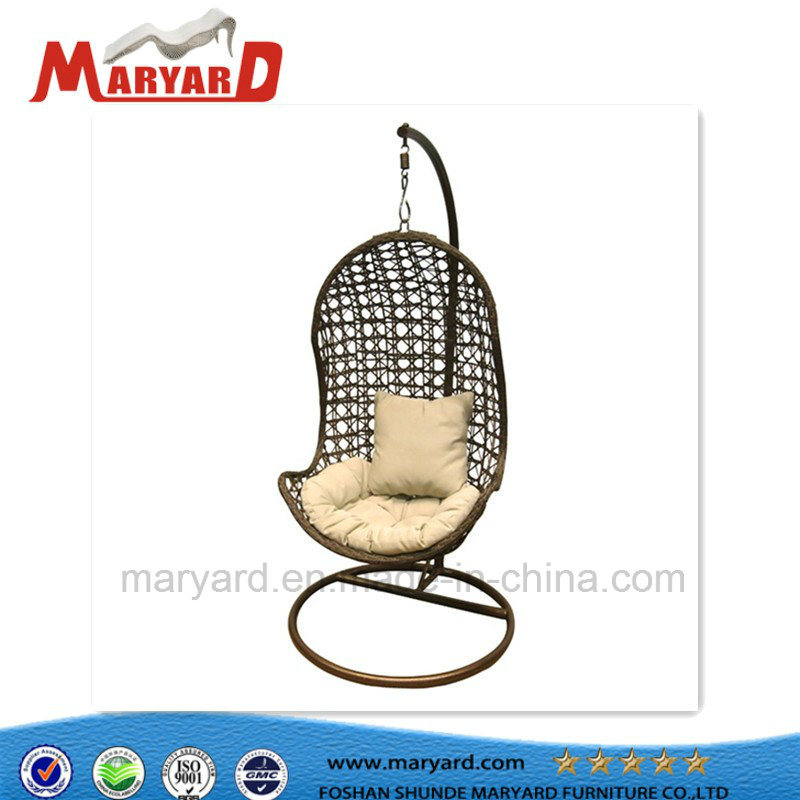 Popular Modern Outdoor Egg Swing Chair Hanging Garden Chair Bed For Outdoor  Furniture