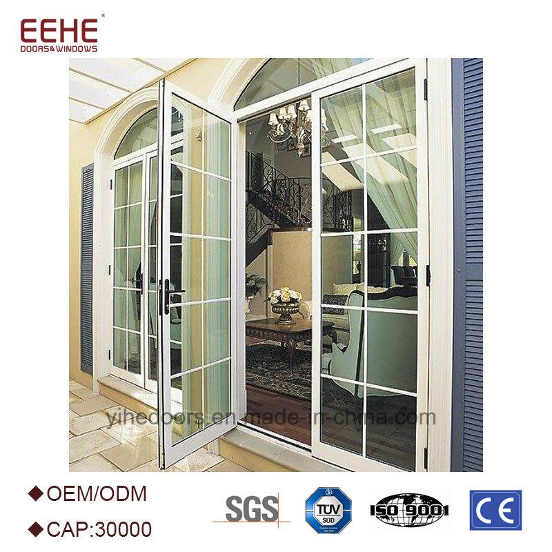 China Aluminum Frame Glass Door Manufacturer Photos Pictures