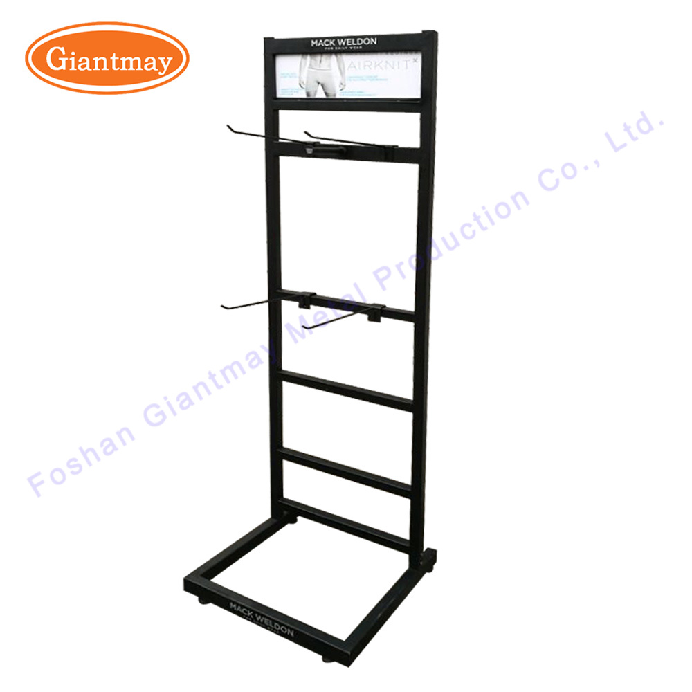 China Table Top Retail Display Men S Underwear Racks Stand Exhibition