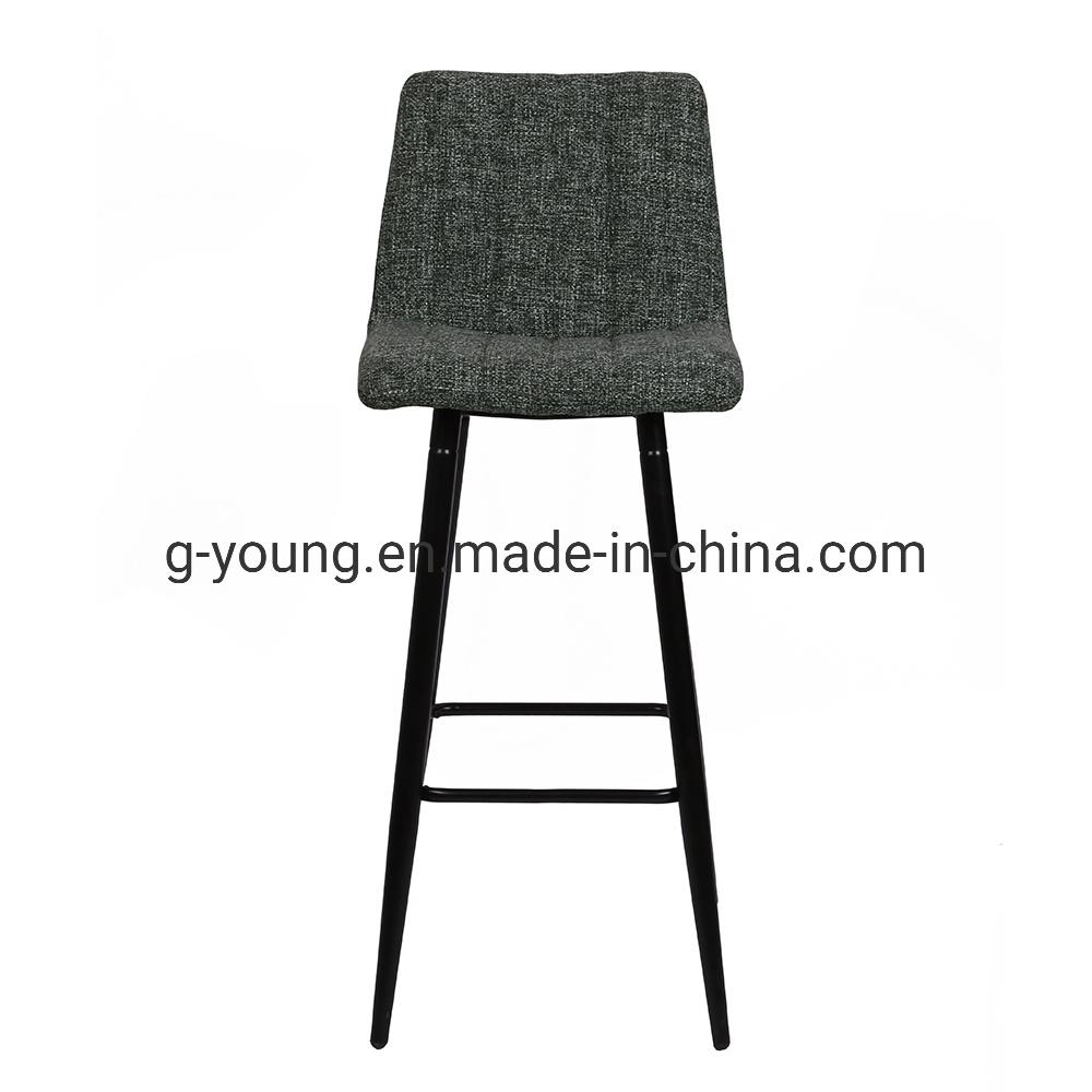 China Velvet Bar Stool Legs Barstool