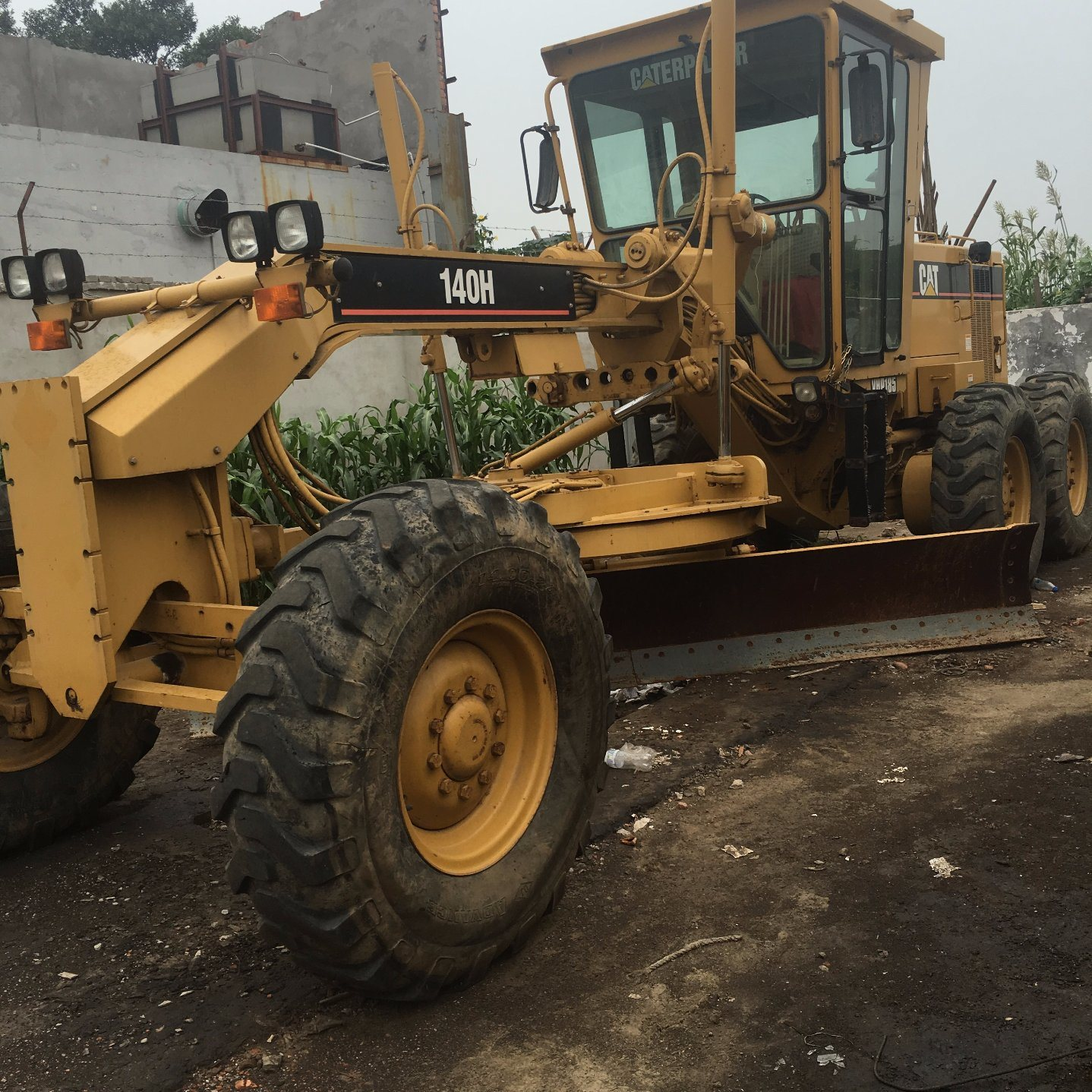 China Used/Secondhand Cat Grader 140h Caterpillar Grader 140g 140m for  Construction Original Machinery - China Grader, Cat 140h