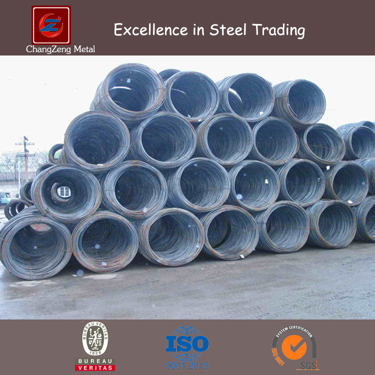 China High Tensile Stainless Steel Wire Rod for Concrete Grider ...