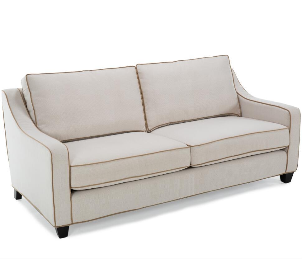 China Fashion American Style Living Room Furniture Modern Fabric ...