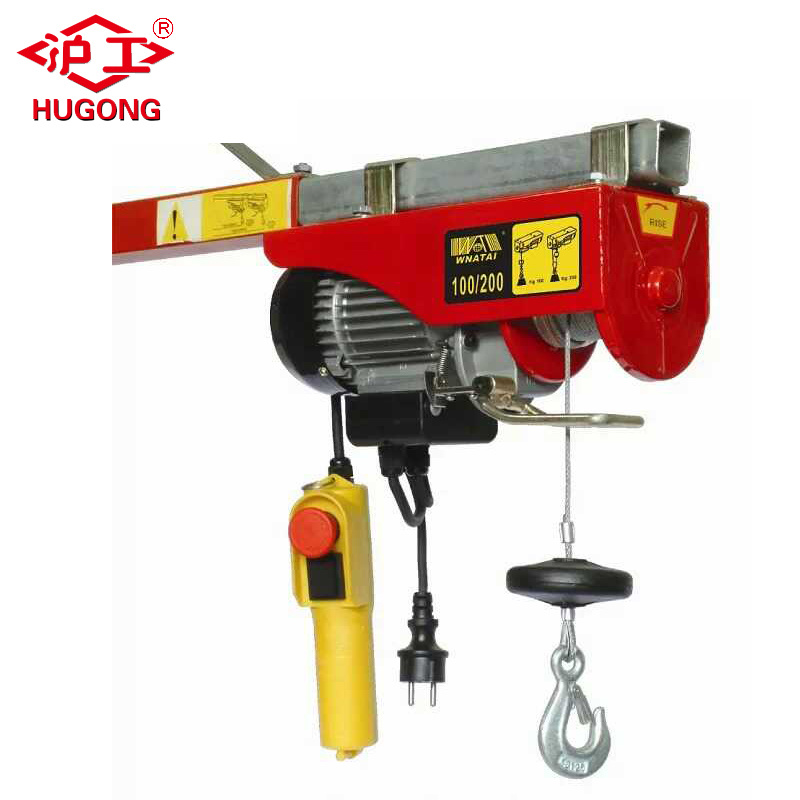 china portable lifting equipment easy install mini electric wire Simple Electrical Wiring Diagrams at Hugo Pa200b Electric Hoist Wiring Diagram