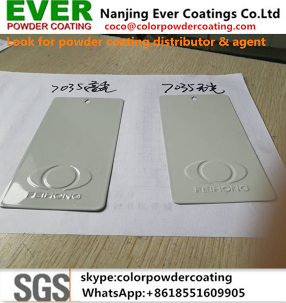 China Electrostatic Painting Gun Textured Shagreen Exterior Using