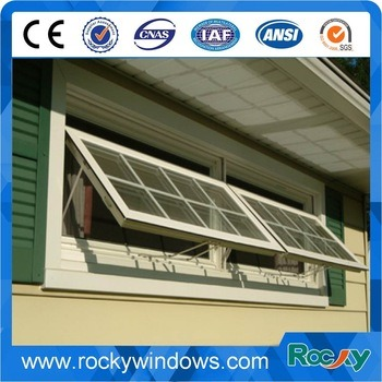[Hot Item] Rocky Competitive Price Aluminum Window Price for Nepal Market