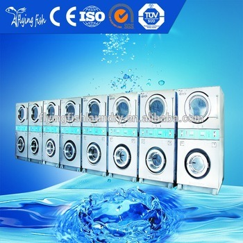 Self-Service Coin Operated Laundry Equipment pictures & photos