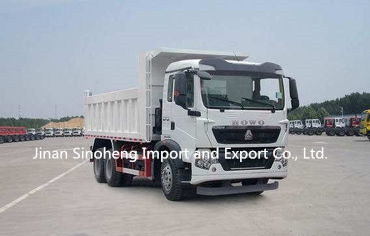 Strong Body Tipper Truck Zz3257n3447A pictures & photos