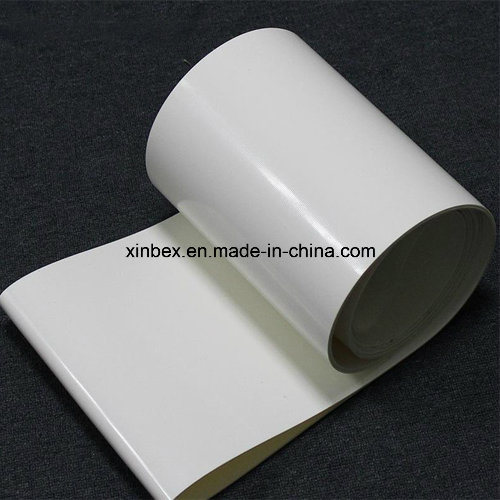Global White PU Food Grade Endless Shiny Joint Conveyor Belt pictures & photos