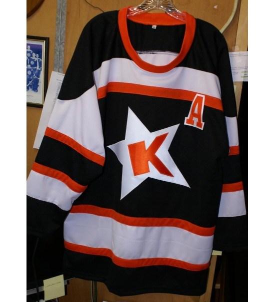 693908d86fb China Customize Echl Fort Wayne Komets Brent Gretzky Kimpel Hockey ...