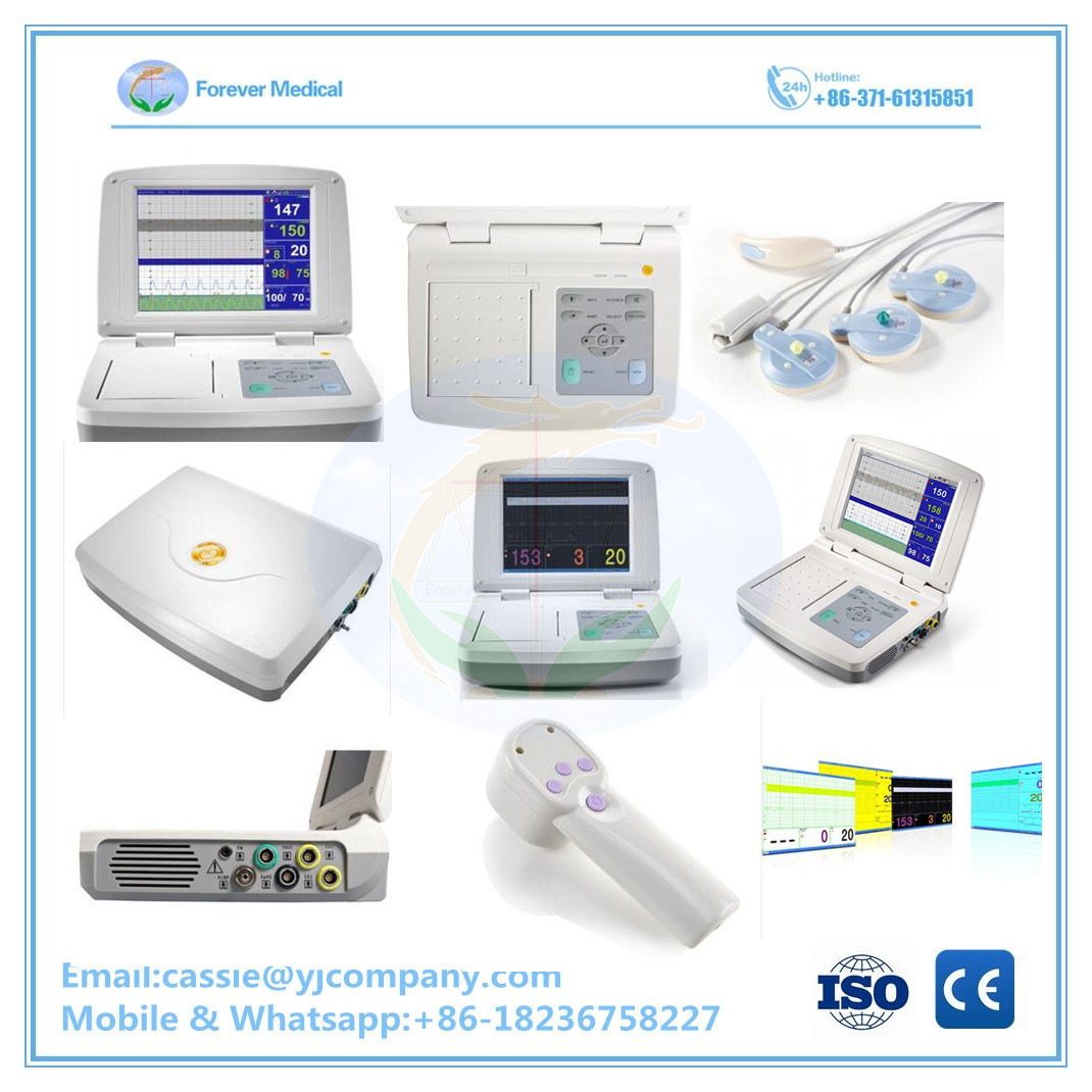Ctg Handled Fetal Monitor Machine pictures & photos
