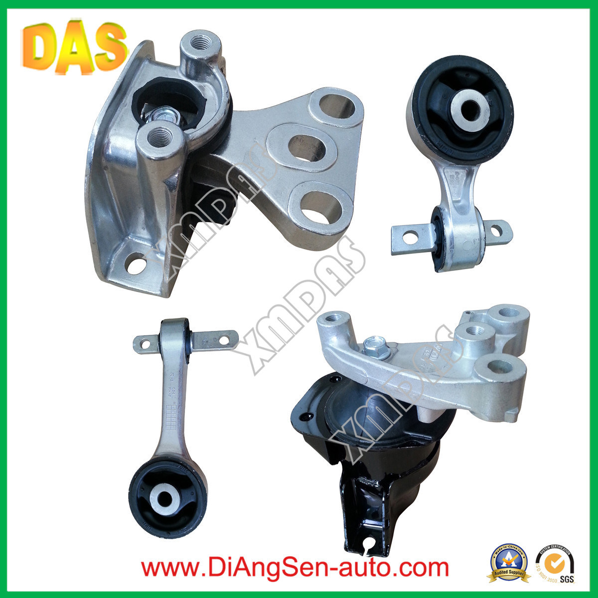 Auto Spare Rubber Motor Parts For Honda Civic Engine Mount (50820 SVA A05