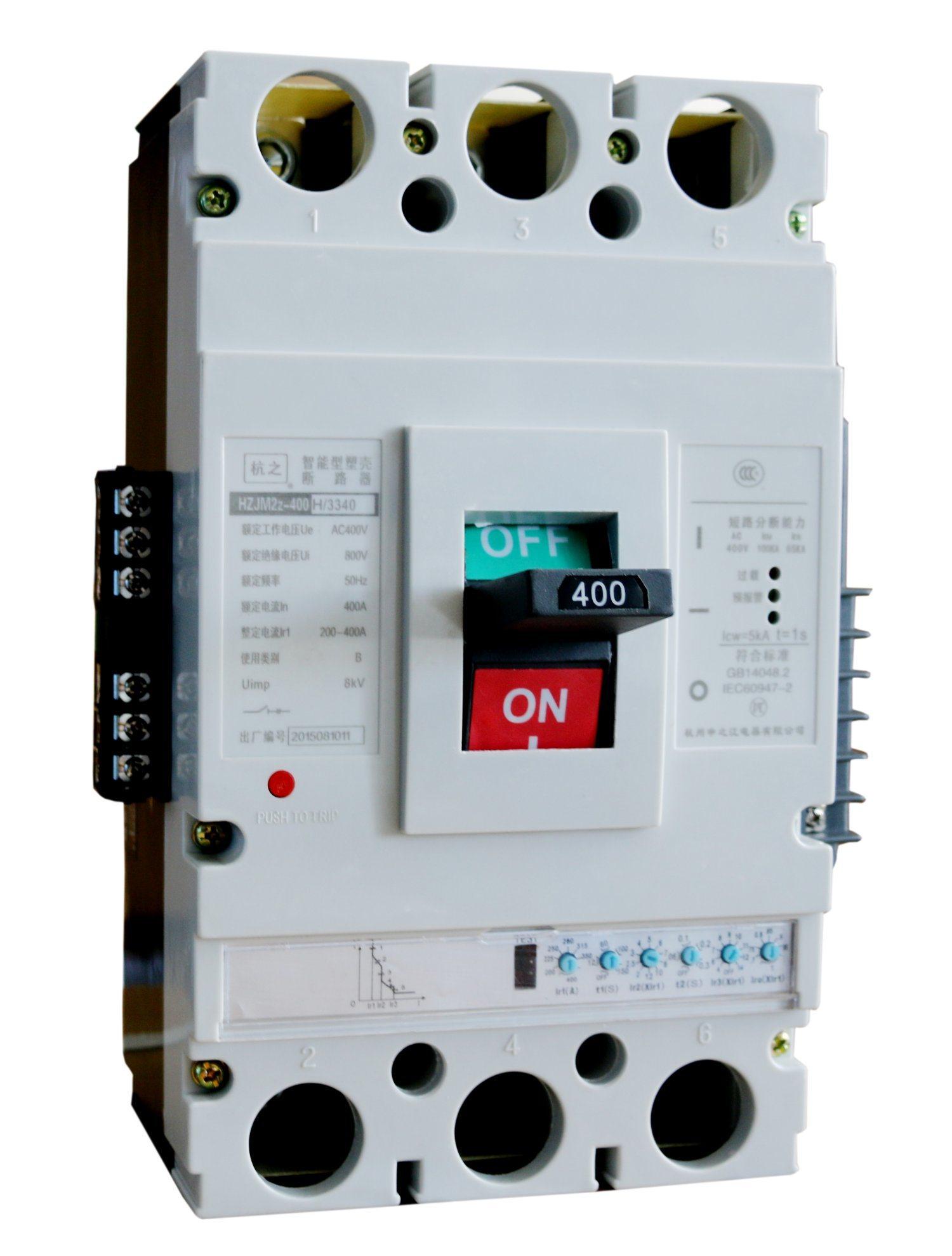 Adjustable Circuit Breaker Circuit - Circuit Diagram Symbols •