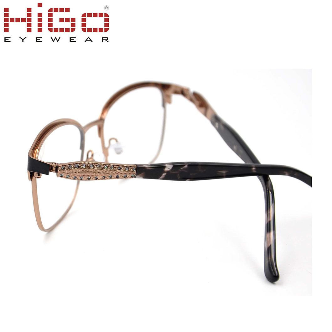 China Stock 15 MOQ Bulk Buy Women Latest Eyeglass Frames Optical ...
