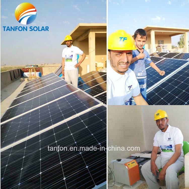 China 10000w Solar Home System Solar Panel Kit 10kw Solar