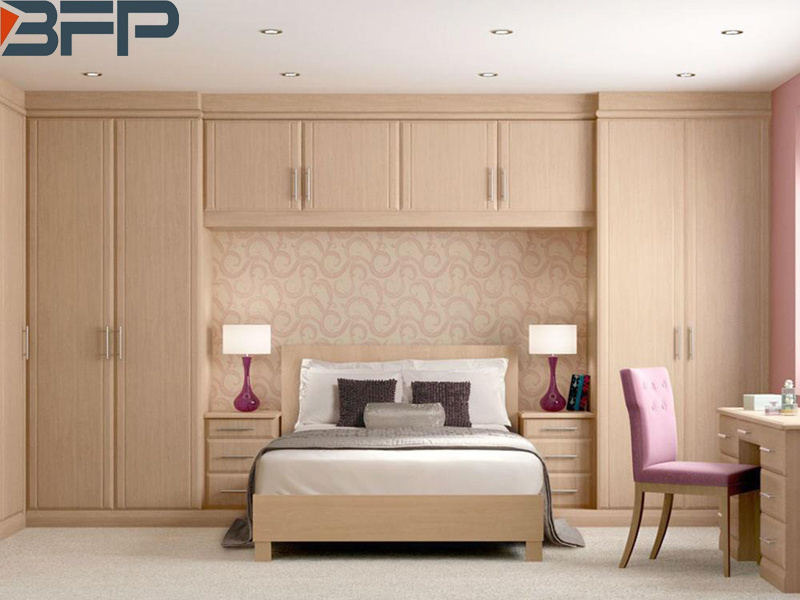 China Built In Wardrobes With Sliding Frosted Glass Door Bedroom Closet China Furniture Kitchen Cabinets