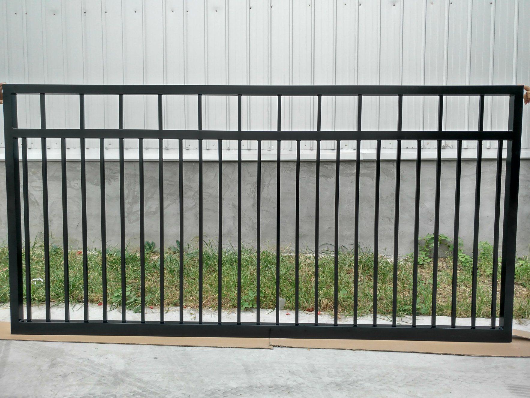 High Efficiency Steel Fence Gate Gates