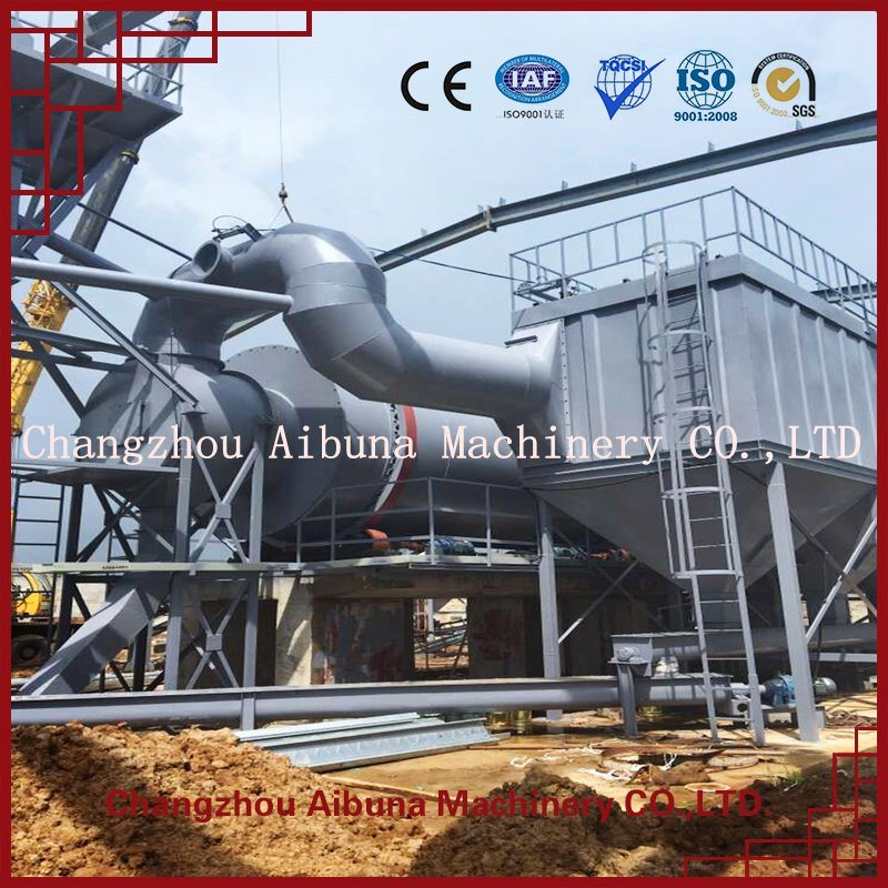 High-Quality Thriple Drum Dryer pictures & photos
