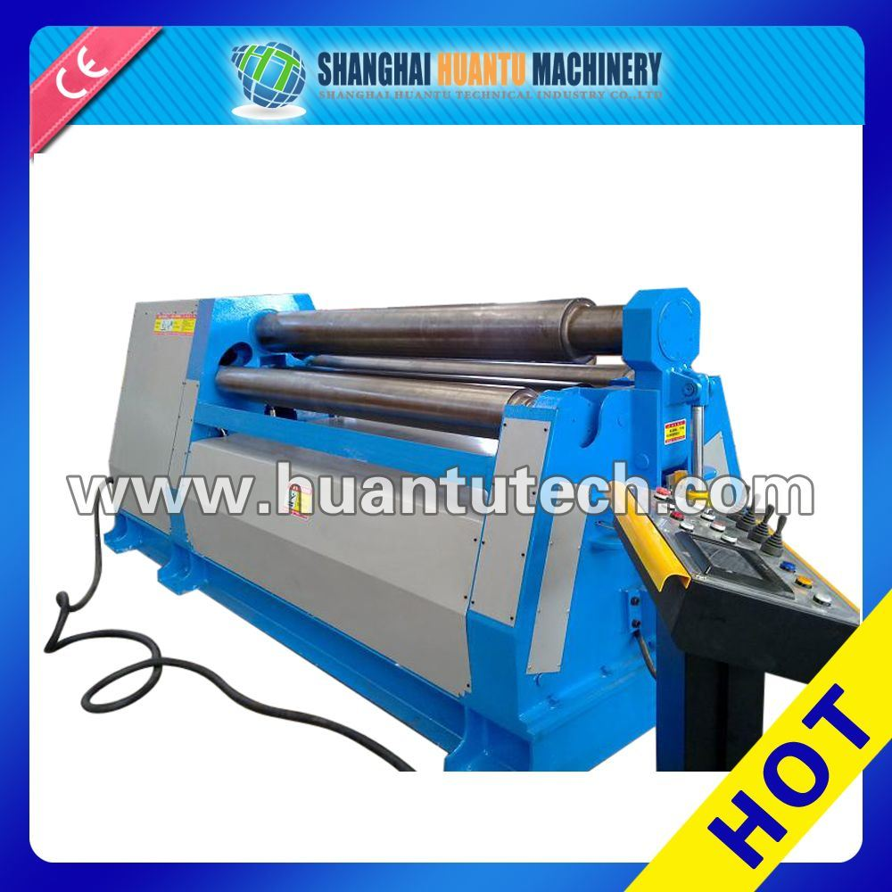 Rolling Machine, hydraulic 3 Roller Machine