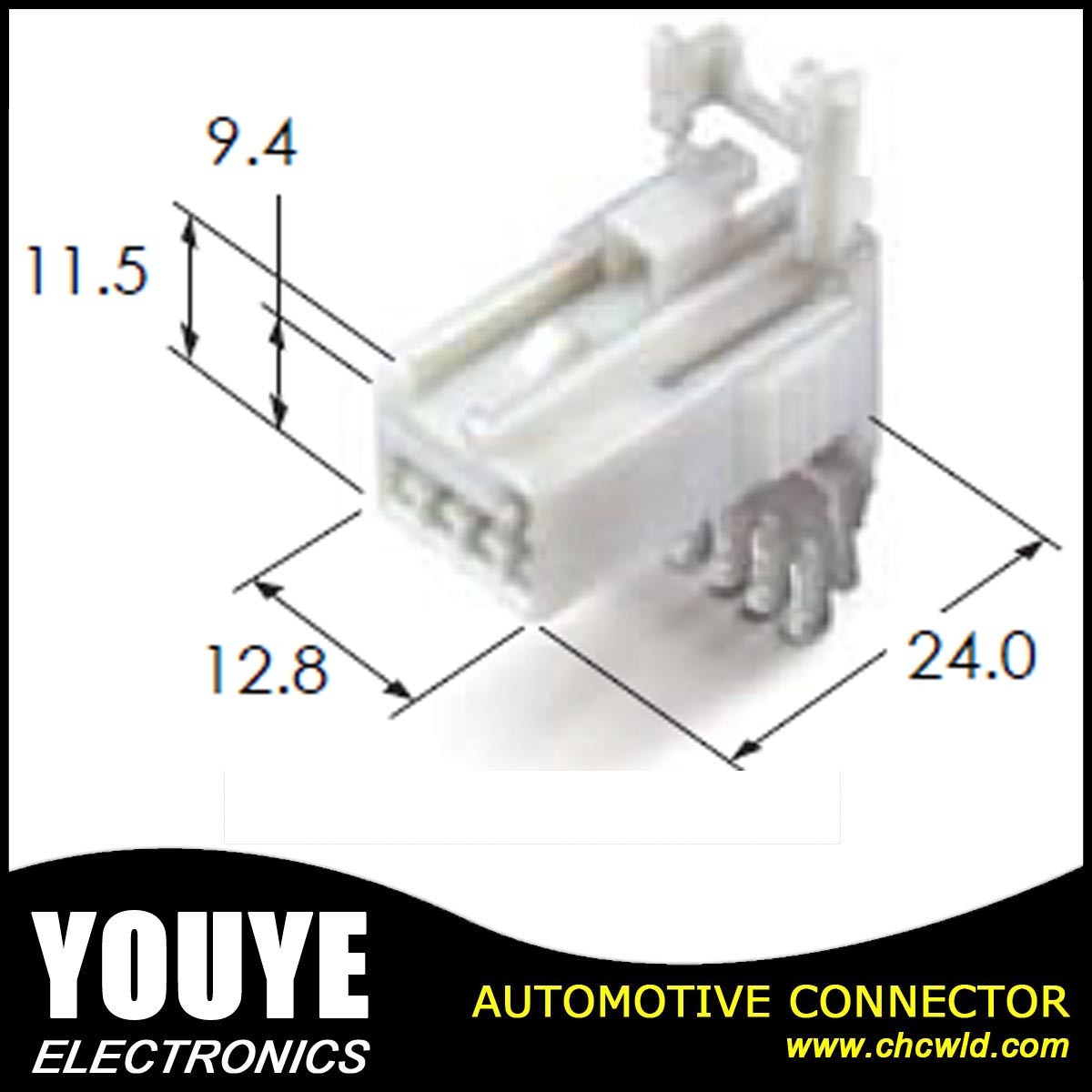 China Cdr05f-w Ph845-05010 050 Series Kum Cable Connector