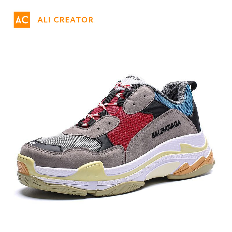 f1e2b1113 [Hot Item] 2019 Hot Sale Fashion Sneakers Shoes Men Clunky Sneakers
