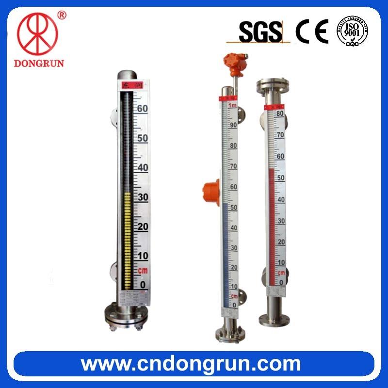 China Flange Water Tank Magnetic Level Gauge Meter Manufacture China Level Gauge Level Transmitter